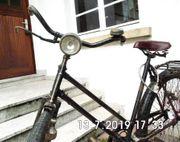 Oldtimer 28 er Damenrad von