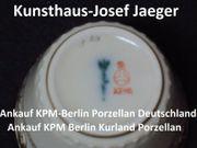 Ankauf KPM Berlin Porzellan kaufe