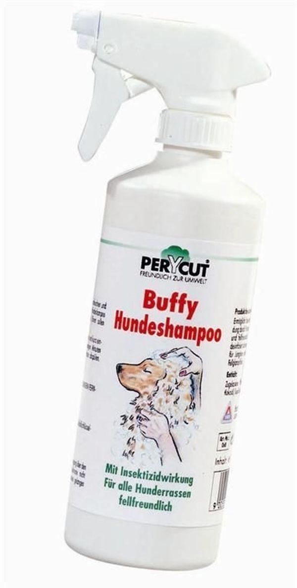 Buffi Hundeshampoo 068 mit Insektizidwirkung