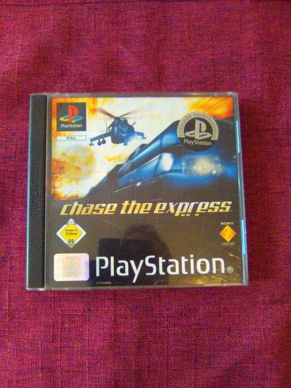 Playstation 1 Spiele