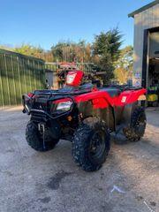 2019 Honda TRX500FA6 ATV Quad