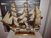 Segelschiff Gorch Fock Model