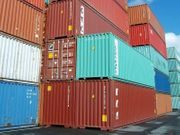 Containerschiffe