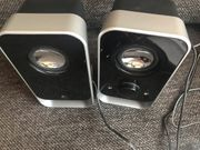 Logitech Stereolautsprecher LS11