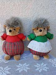 Bildhübsches neuw Deko-Mecky Paar Mika
