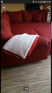 Schöne gut erhaltene gebrauchte Couch