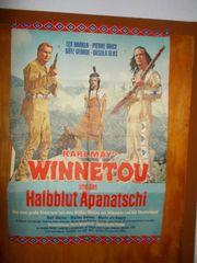 Film -Plakat WINNETOU