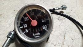 Motorrad-, Roller-Teile - Puch MV Tacho Vdo