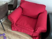 IKEA EKTORP Sessel - Weisser und