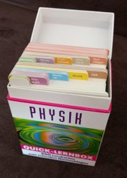 Schülerhilfe Physik - Quick-Lernbox - 7 -13