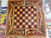 Russisches Schachbrett Russland Schachspiel Holz