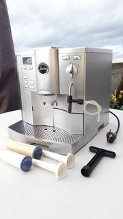 Kaffee-Vollautomat Jura Impressa S95 Platin