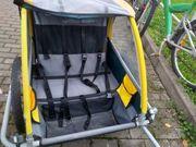 Fahrradanhänger für Kinder