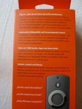 Bild 4 - Amazon Fire TV Box 3 - Bürstadt