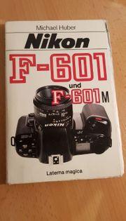 Nikon Buch F-601 F-601 M