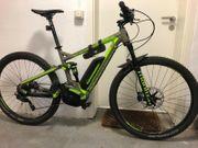 Bergamont e-bike Contrail C6 0