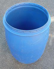 Kunststofffass offen Tonne Wasserfass Regentonne