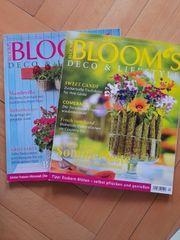 Blooms Zeitschrift Blumen und Garten