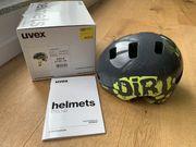 Helm UVEX Kid 3 für