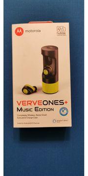 Kopfhörer Motorola Verveones Music Edition