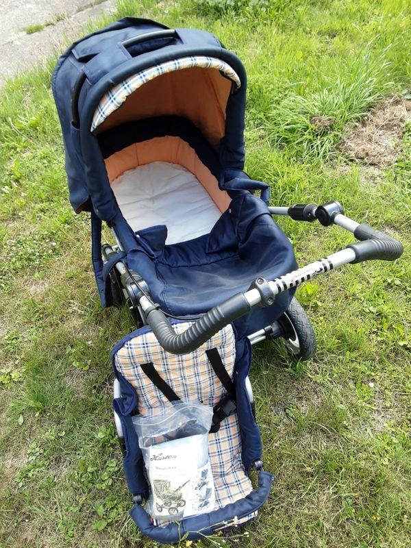 Kinderwagen Hartan Racer XL