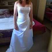 Brautkleid Größe 38 zu verkaufen