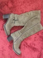 Schuhe Größe 39 aus ECHTLEDER -