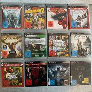 24 Playstation 3 Spiele