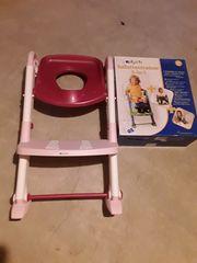Toilettentrainer Sitzerhöhung Mädchen