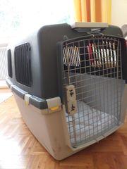 Stabile praktische Hundetransportbox