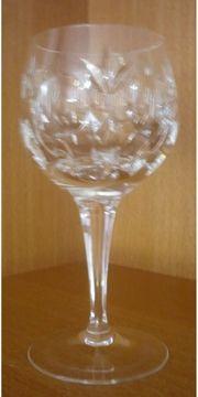 6 Kristall-Weingläser Bamberg von Nachtmann