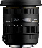 Sigma für Canon 10-20 mm
