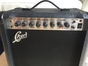 Gitarren Amp CHERI CG-20C Übungsverstärker