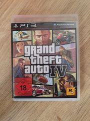Verkaufe ein GTA 4 Spiel
