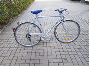 Fahrrad Herkules Alassio