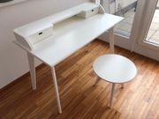 Schreibtisch Schmink-Frisiertisch