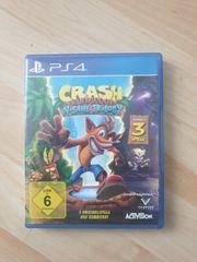 Ps4 Crash Bandicoot Spiel