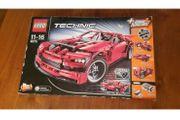 Lego Technik Bausatz OVP Anleitung