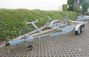 Bootstrailer Segelboottrailer Bootsanhänger 2200 KG