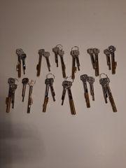 Schlüssellochsperrer E 7 2