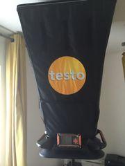 Messgerät TESTO 420 Volumenstrommessehaube mit