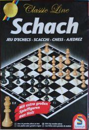 Schach - Schmidt Spiele neuwertig