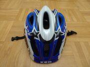 Kinder-Fahrradhelm KED XS 44-49cm