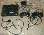 Sega Mega Drive 1 mit