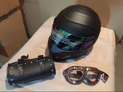 Motorrad Helm zu verkaufen