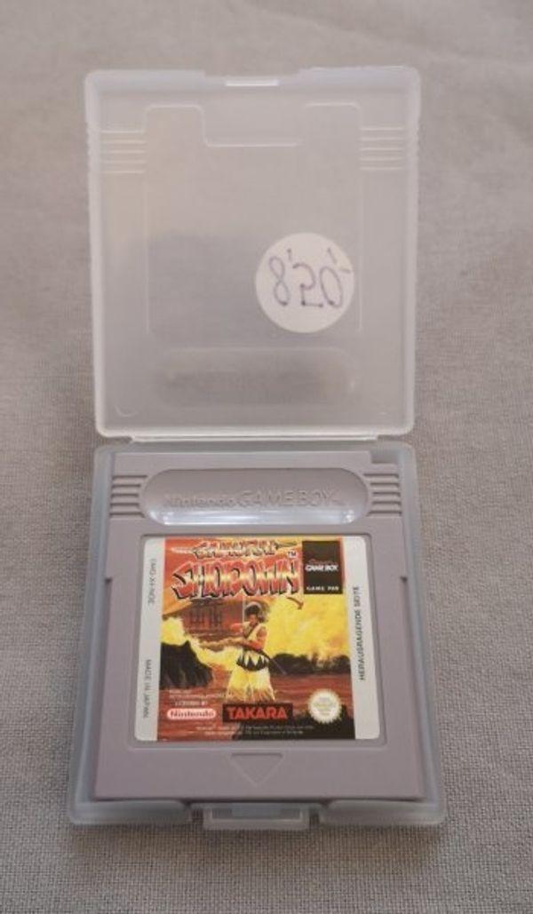 Nintendo Gameboy Classic - Samurai Shodown