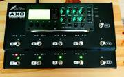 Fractal Audio AX8 Amp Modeler