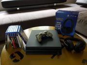 Playstation 4 Pro Headset Games