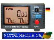 KPO DG-503 SWR Watt-Meter mit