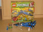 Lego Ninjago 9442 Donnerjet
